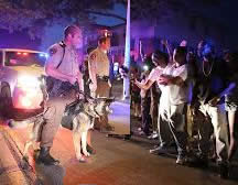 riots in St. Louis